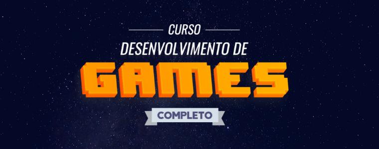 Logotipo do curso de Desenvolvimento de Games Completo desenvolvido pela Danki Code